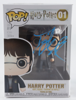 "Daniel Radcliffe Signed ""Harry Potter"" #01 Funko Pop! Vinyl Figure (Beckett COA) (See Description) at PristineAuction.com"