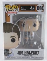"John Krasinski Signed ""The Office"" #1046 Jim Halpert Funko Pop! Vinyl Figure (JSA COA) (See Description) at PristineAuction.com"