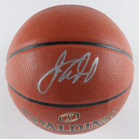 Jason Kidd Signed The Finals Logo NBA Game Ball Series Basketball (PSA COA) (See Description) at PristineAuction.com