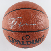 Trae Young Signed NBA Game Ball Series Basketball (Beckett COA) (See Description) at PristineAuction.com