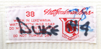 DUKE SNIDER 1978 DODGERS GAME-WORN UNIFORM MYSTERY SWATCH BOX! at PristineAuction.com