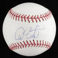 """Dave Stewart Signed OML Baseball Inscribed """"89 WS MVP"""" (TriStar Hologram & MLB Hologram) at PristineAuction.com"""