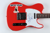 Britney Spears Signed Full-Size Electric Guitar (JSA LOA) at PristineAuction.com