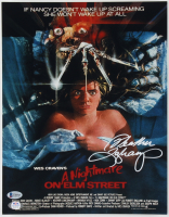 "Heather Langenkamp Signed ""A Nightmare on Elm Street"" 11x14 Photo (Beckett COA & PSA Hologram) at PristineAuction.com"