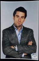Robert De Niro Signed 8x10 Photo (Beckett COA & PSA COA) at PristineAuction.com