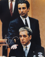 """Andy Garcia Signed """"The Godfather Part III"""" 11x14 Photo (Beckett COA & PSA COA) at PristineAuction.com"""