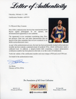 Kobe Bryant Signed Lakers 8x10 Photo (PSA LOA) at PristineAuction.com