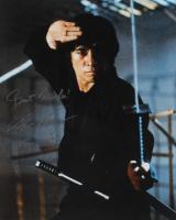 "Sho Kosugi Signed ""Revenge of the Ninja"" 16x20 Photo Inscribed ""Best Wishes!"" (AutographCOA Hologram) at PristineAuction.com"