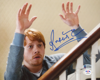 "Rupert Grint Signed ""Harry Potter"" 8x10 Photo (Beckett COA) at PristineAuction.com"