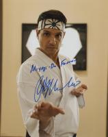 """Ralph Macchio Signed """"Cobra Kai"""" 16x20 Photo Inscribed """"Miyagi -Do Forever"""" (AutographCOA Hologram) at PristineAuction.com"""