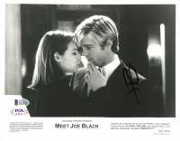 "Brad Pitt Signed ""Meet Joe Black"" 8x10 Photo (Beckett COA) at PristineAuction.com"