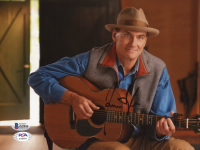 James Taylor Signed 8x10 Photo (Beckett COA) at PristineAuction.com