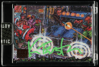 Kevin Eastman Signed 2019 Topps Art of TMNT Orange #31 (Sportscards.com Encapsulated) at PristineAuction.com