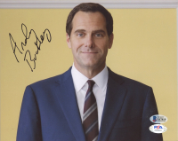 """Andy Buckley Signed """"The Office"""" 8x10 Photo (Beckett COA) at PristineAuction.com"""