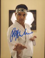 """Ralph Macchio Signed """"Cobra Kai"""" 8x10 Photo (AutographCOA Hologram) at PristineAuction.com"""