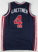 Christian Laettner Signed Jersey (PSA COA) at PristineAuction.com