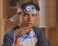 "Ralph Macchio Signed ""Karate Kid"" 8x10 Photo (AutographCOA Hologram) at PristineAuction.com"