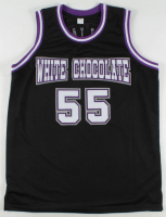 Jason Williams Signed Kings Jersey (PSA COA) at PristineAuction.com