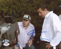 Adam Sandler & Frank Coraci Signed 8x10 Photo (Beckett COA) at PristineAuction.com