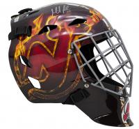 Martin Brodeur Signed Devils Full-Size Goalie Mask (Fanatics Hologram) at PristineAuction.com