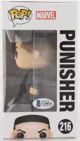 "Jon Bernthal Signed ""Daredevil"" Punisher #216 Funko Pop! Vinyl Figure (Beckett Hologram) at PristineAuction.com"