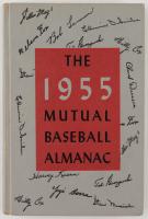 "Roy Campanella Signed ""The 1955 Mutual Baseball Almanac"" Hardcover Book (JSA LOA) at PristineAuction.com"