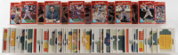 1990 Donruss Baseball Card & Puzzle Box Complete Set of (728) Cards with #1 Matt Williams, #4 Mark McGwire at PristineAuction.com
