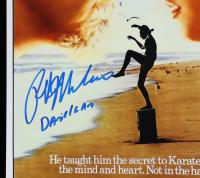 "Ralph Macchio Signed ""The Karate Kid"" 12x18 Photo Inscribed ""Daniel San"" (AutographCOA COA) at PristineAuction.com"