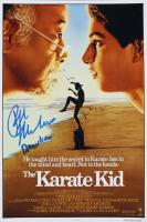 "Ralph Macchio Signed ""The Karate Kid"" 12x18 Photo Inscribed ""Daniel San"" (AutographCOA Hologram) at PristineAuction.com"