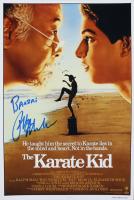 "Ralph Macchio Signed ""The Karate Kid"" 12x18 Photo Inscribed ""Banzai"" (AutographCOA Hologram) at PristineAuction.com"