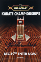 "Ralph Macchio Signed ""Karate Kid"" 12x18 Photo (AutographCOA COA) at PristineAuction.com"