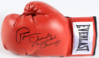 """""""Prince"""" Charles Williams Signed Everlast Boxing Glove Inscribed """"World Champ"""" (JSA COA) at PristineAuction.com"""