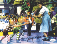 """Jerry Maren Signed """"The Wizard of Oz"""" 8x10 Photo (JSA COA) at PristineAuction.com"""