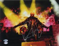 "Rob Halford Signed ""Judas Priest"" 11x14 Photo (Beckett COA & PSA Hologram) (See Description) at PristineAuction.com"