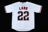 Jake Lamb Signed Diamondbacks Jersey (PSA COA) (See Description) at PristineAuction.com