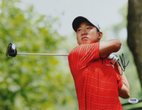 Anthony Kim Signed 11x14 Photo (PSA COA) at PristineAuction.com