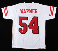 Fred Warner Signed Jersey (Beckett COA) at PristineAuction.com