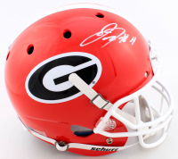 Jake Fromm Signed Georgia Bulldogs Full-Size Helmet (Beckett COA) at PristineAuction.com