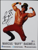 Buff Bagwell Signed 8.5x11 Photo (Beckett COA) at PristineAuction.com