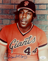 Willie McCovey Signed Giants 8x10 Photo (JSA COA) at PristineAuction.com