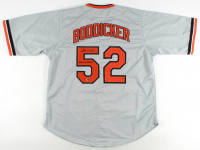 "Mike Boddicker Signed Jersey Inscribed ""1983 W.S. Champs"" (RSA Hologram) at PristineAuction.com"