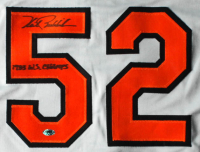 """Mike Boddicker Signed Jersey Inscribed """"1983 W.S. Champs"""" (RSA Hologram) at PristineAuction.com"""