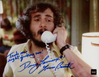 "Yvon Barrette Signed ""Slapshot"" 8x10 Photo Inscribed ""Trade Me Right F****** Now! & ""Denis Lemieux"" (COJO COA) at PristineAuction.com"