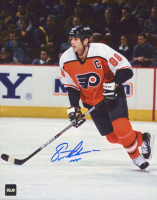 Eric Lindros Signed Flyers 8x10 Photo (COJO COA) at PristineAuction.com