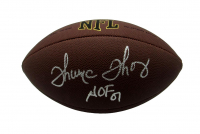 "Thurman Thomas Signed NFL Football Inscribed ""HOF 07"" (JSA COA) at PristineAuction.com"