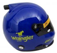 Dale Earnhardt Jr. Signed NASCAR Wrangler #3 Full-Size Helmet (JSA COA & Earnhardt Jr. Hologram) at PristineAuction.com