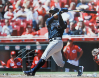 Ronald Acuna Jr. Signed Braves 16x20 Photo (JSA COA) at PristineAuction.com