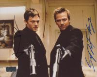 "Norman Reedus & Sean Patrick Flanery Signed ""Boondock Saints"" 8x10 Photo (Radkte COA) at PristineAuction.com"