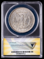1885 Morgan Silver Dollar, VAM-1 (ANACS MS62) at PristineAuction.com