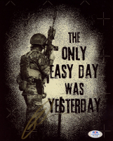 "Robert J. O'Neill Signed ""The Only Easy Day was Yesterday"" 8x10 Photo (PSA Hologram) at PristineAuction.com"